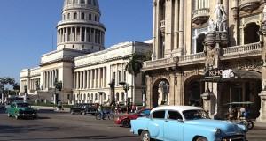 The capitol building in Havana hasn't been used since the Cuban Resolution, but is a popular tourist destination. Lantern File Photo