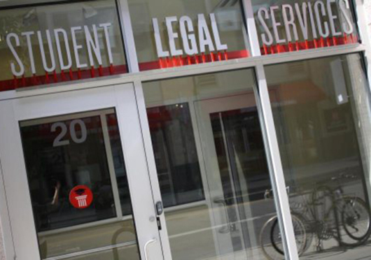 Since its establishment in 2011, Student Legal Services has served more than 11,000 OSU students. Credit: Courtesy of OSU