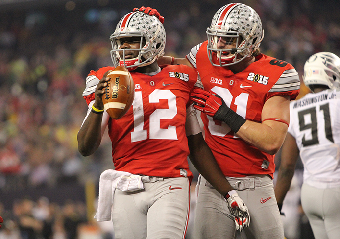 cheap for discount aa31e bc676 Opinion: Offensive outlook bright for Ohio State football ...