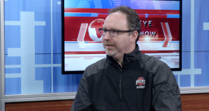 Former OSU women's hockey coach Nate Handrahan. Credit: Lantern TV
