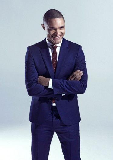 "Trevor Noah will be replacing Jon Stewart on ""The Daily Show.""  Credit: Byron Keulemans"