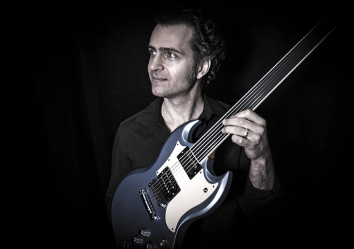 Dweezil Zappa is set to play the Newport with his band on April 25. Credit: Courtesy of Dave Obenour