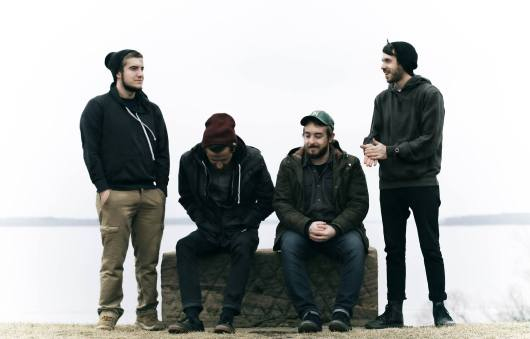 Local band Pace of Glaciers will perform their first show this Saturday at Donato's Basement. Credit: Courtesy of Pace of Glaciers