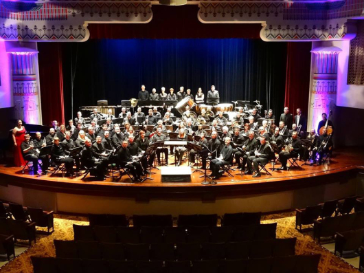 The Capital Pride Band of Columbus will be performing this Saturday and Sunday at Lincoln Theatre.  Credit: Courtesy of The Capital Pride Band of Columbus
