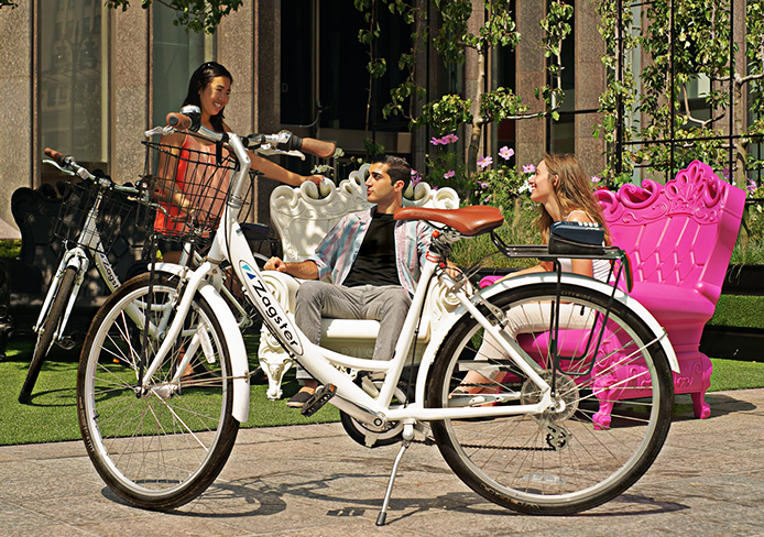 OSU picks Zagster to roll out new bike-sharing program | The Lantern