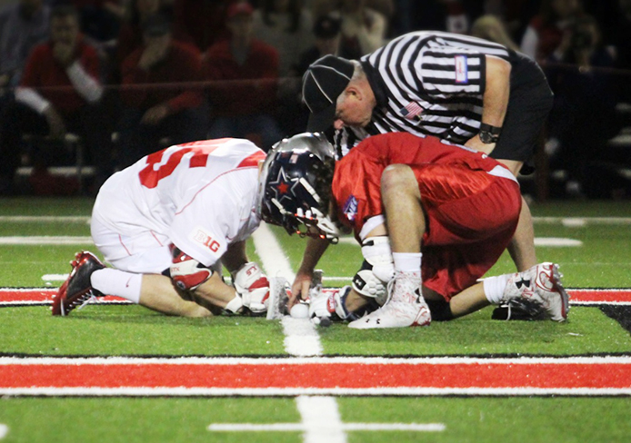 Chris May sparks Ohio State men's lacrosse from the face ...
