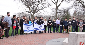 The Scarlet Scoop: Holocaust remembered on the oval