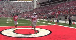 2015 Ohio State Spring Game Highlights