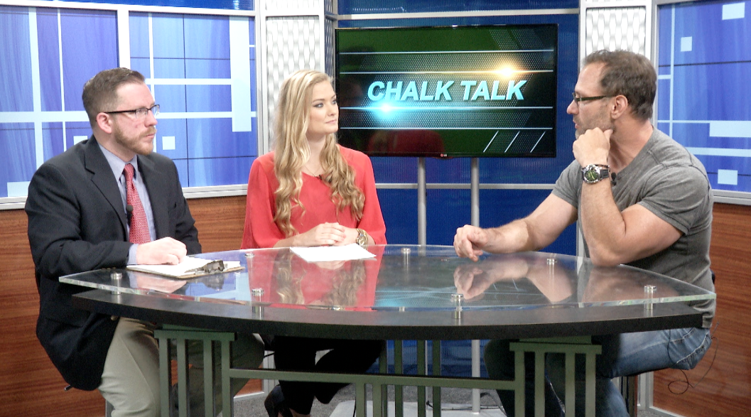 Chalk Talk: Interview with Chris Spielman, Part 2
