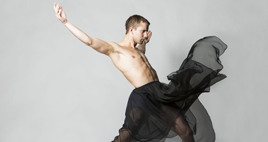 Josh Manculich, a Masters of Fine Arts dance student, will perform at the OhioDance Festival this weekend. Credit: Courtesy of Jane D'Angelo