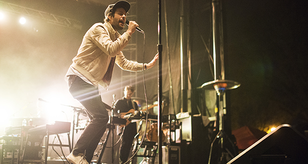 Concert review: Passion Pit worth the weather