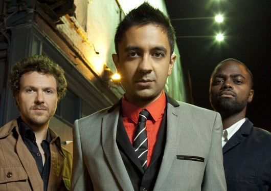 The Vijay Iyer Trio will be playing at the Wexner Center for the Arts on April 16.  Credit: Courtesy of the Wexner Center for the Arts