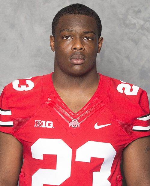 Sophomore wide receiver Noah Brown is 1 of several OSU receivers expected to see significant playing time this season. Credit: Courtesy of OSU Athletics