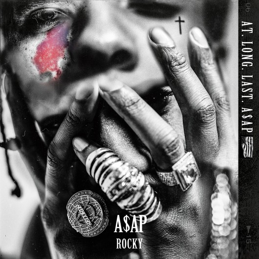 "Cover art for A$AP Rocky's newest album, ""At.Long.Last.A$AP."" Credit: Courtesy of RCA Records"