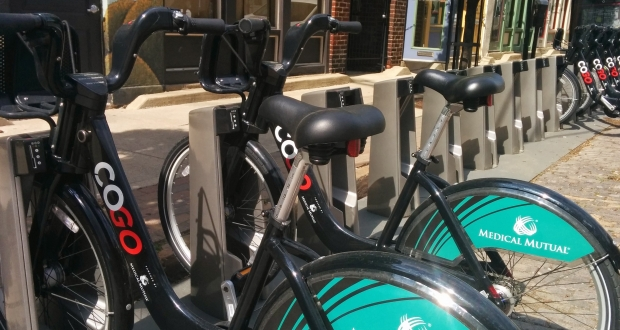 CoGo to offer bike-sharing stations near Ohio State campus