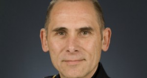 University Police Chief Paul Denton-feature