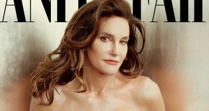 "Caitlyn Jenner on the cover of ""Vanity Fair."" Credit: Courtesy of TNS"