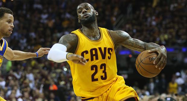 Opinion: LeBron James deserves Finals MVP regardless of ...