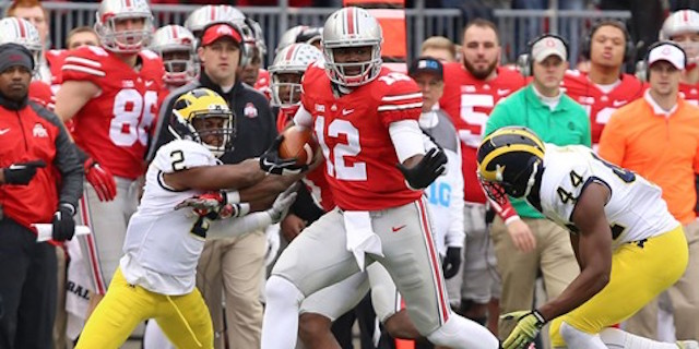 Big Ten Media Days: OSU players not worried about who will start at QB
