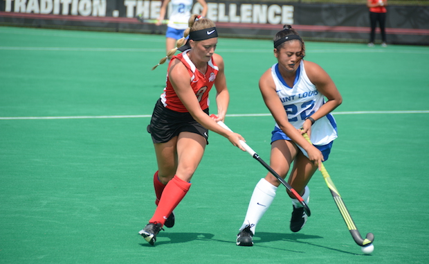 Ohio State field hockey opens season with 5-0 blowout win