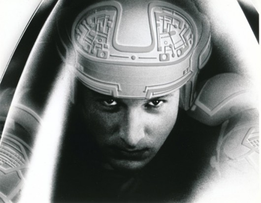 Bruce Boxleitner as Tron. Credit: Courtesy of Erik Pepple