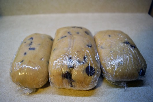 Raw cookie dough. Credit: Robert Scarpintino / Copy Chief