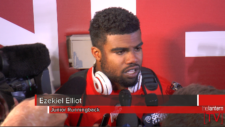 Postgame Press Conference: Ohio State at Indiana (10-3-2015)