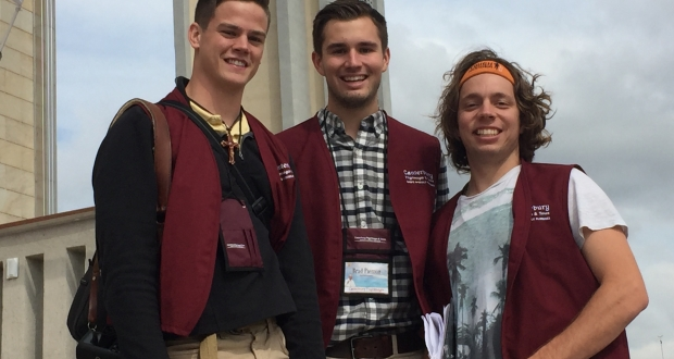 Ohio State students reflect on seeing Pope Francis during U.S. visit