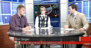 National Minute: Eric Seger and Kevin Stankiewicz