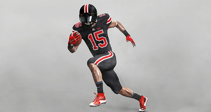 Tracing the origin of Ohio State s black jerseys to be worn against Penn  State  f9ba4f286