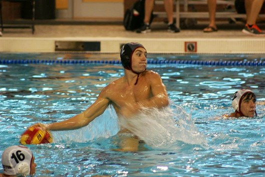 Credit: Courtesy of Ohio State Water Polo