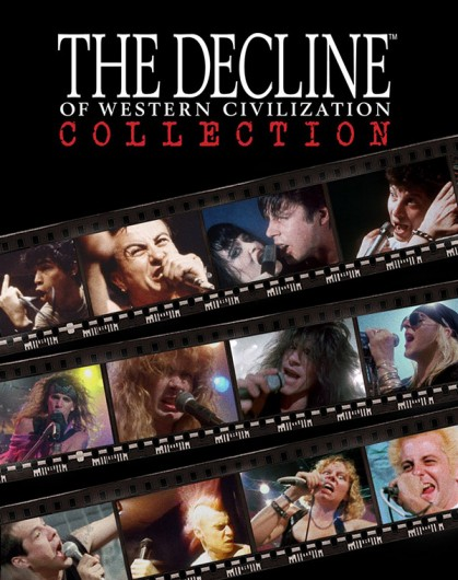 The Decline of Western Civilization trilogy series. Credit: Courtesy of Penelope Spheeris.