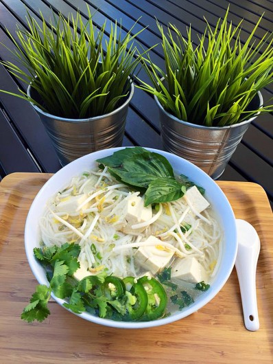 A veggie dish from 6-1-Pho. Credit: Courtesy of Lisa Bui