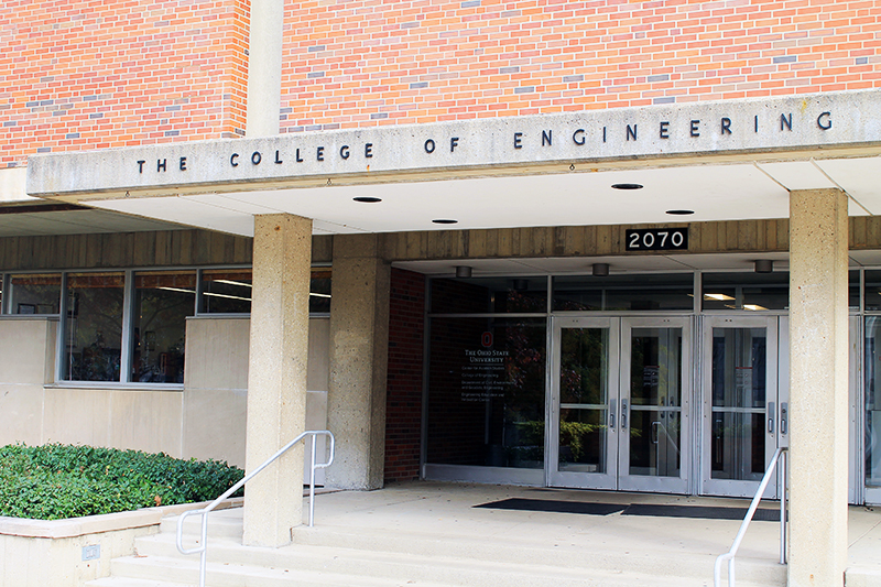 College of Engineering announced a $14 million gift from its alumnus Edward Claugus. Credit: Shiyun Wang | Lantern Reporter
