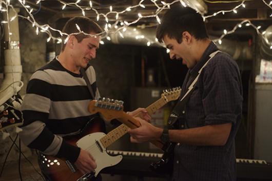 Columbus band Typewriter John and the Blue Strings. Credit: Courtesy of Annalisa Hartlaub