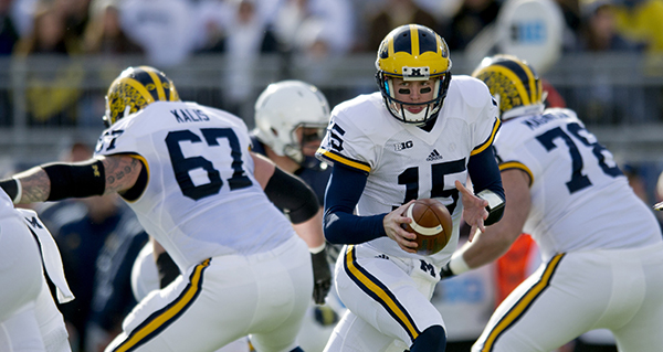 Scouting Michigan: A look at the 2015 Wolverines