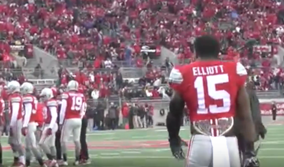 Monday Scarlet Scoop: Ezekiel Elliott Controversy and Ohio State Loss