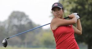 OSU freshman Jaclyn Lee. Credit: Courtesy of Ohio State Athletics
