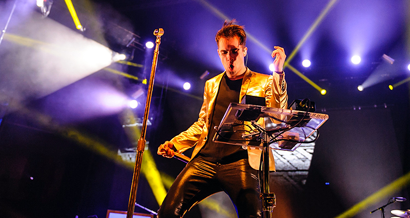 Concert review: Panic! at the Disco packs the LC for local