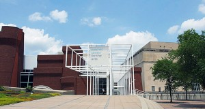 Wexner Center for the Arts is located at 1871 N High St, Columbus, Ohio. Credit: Lantern File Photo