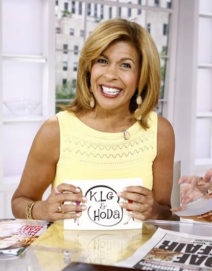 Today Show host Hoda Kotb. Credit: Courtesy of Jasmine Salvino