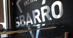 Inside of Sbarro on High Street. Credit: Brennan Magalski | Lantern reporter