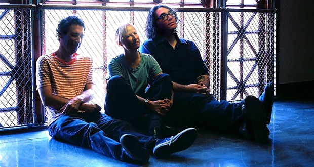 The band Yo La Tengo. Credit: Courtesy of Carlie Armstrong