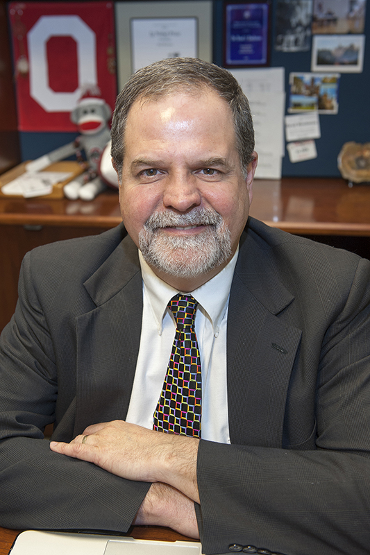 Professor Brad Bushman is the lead author of the Youth Violence report. Credit: Courtesy of Jo McCulty.