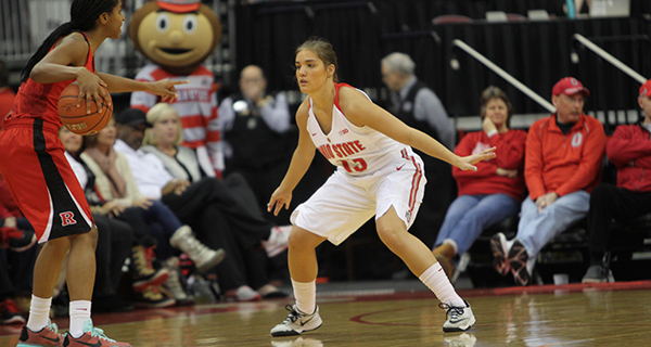 Ohio State women's basketball begin two-game excursion in Iowa