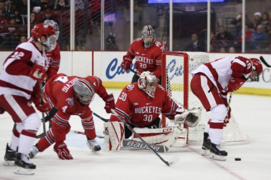 Ohio State men's hockey looking to keep unbeaten run alive ...