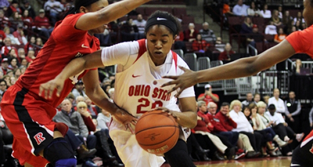 Ohio State women's basketball has no problem at Iowa, 98-81