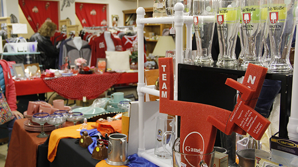 Shoppers can find a wide arrange of items in the store. Credit: Tinae Bluitt | Lantern Reporter