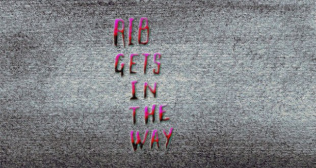 """""""Rib Gets in the Way"""" will be screened at the Wexner Center for the Arts tonight. Credit: Courtesy of Steven Reinke"""