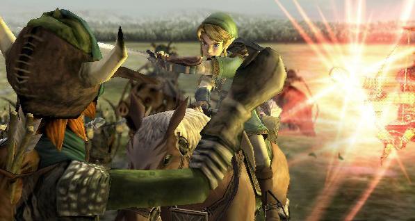 """Legend of Zelda"" Screenshot. Credit: Courtesy of TNS"